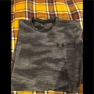 Men's Under Armour Ling Sleeve Fitted Shirt.